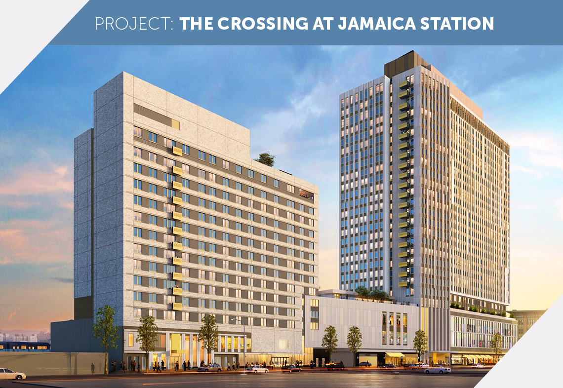 The Crossing at Jamaica Station