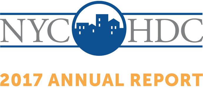 New York City Housing Development Corporation (NYCHDC) | 2017 Annual Report